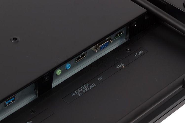 Монитор ЖК VIEWSONIC TD2740, 27, черный
