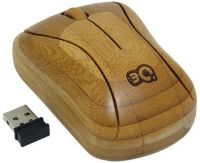 Мышь Wireless 3Q WM-01-Bamboo Brown USB