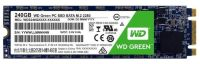 SSD диск M.2 240Gb, WD  GREEN TLC WDS240G1G0B