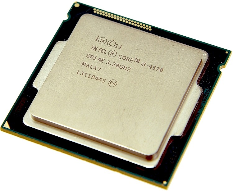 Процессор Intel Core i5-4570 Haswell (3200MHz, LGA1150, L3 6144Kb)