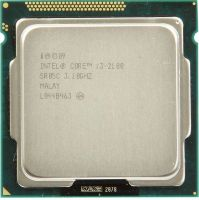 Процессор Intel Core i3-2100, Sandy Bridge 3100Mhz LGA1155 Tray