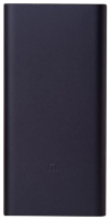 Xiaomi Mi Power Bank 2i 10000 Black PLM09ZM QC 3.0 (5v, 9v, 12v, max 2A, 15W)