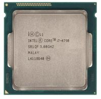 Процессор Intel Core i7-4790 Haswell (3600MHz, LGA1150, L3 8192Kb) Tray