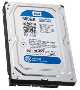 Винчестер 500Gb Western Digital WD5000AZLX