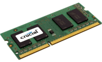 NBook Модуль памяти SO-DDR3 4096Mb, 1600 Mhz (Crucial)
