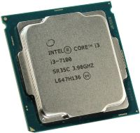Процессор Intel Core i3-7100 Kaby Lake (3900MHz, LGA1151, L3 3072Kb)