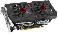 Видеокарта ASUS GeForce GTX 960 (PCI-E 3.0, 960 GTX, 2Gb DDR5, 128bit) STRIX-GTX960-DC2OC-2GD5