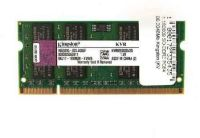 Модуль памяти 2048Mb Kingston KVR800D2S6/2G SO-Dimm DDRII  800Mhz