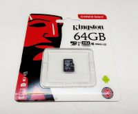 microSD 64Gb Kingston Canvas Select™