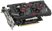 Видеокарта R7 370 Asus STRIX 4Gb DDR5, 256bit RMA