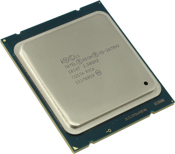 Процессор Intel Xeon E5-2670 Sandy Bridge-EP, 2600MHz LGA2011 L3 20480Kb Tray