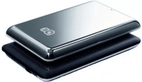 "Внешний корпус для HDD 2.5"" 3Q GLAZE USB2.0 Black"