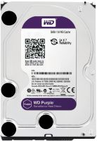 Жесткий диск Western Digital WD Purple 4 TB (WD40PURX)
