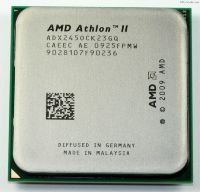 Процессор AMD X2 Athlon II X2 245 (S-AM3, 2.9/2000MHz, L2 2MB, L3 0Mb, 65W) Tray
