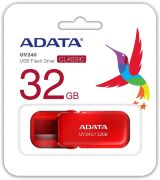 USB Flash Drive 32Gb A-DATA UV240 Красный