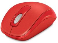 Microsoft Mobile Mouse 1000 USB red