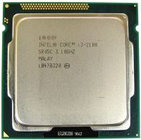 Процессор INTEL Core i3 2100, LGA 1155, OEM  RMA