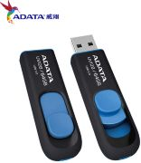 USB Flash Drive 64Gb ADATA UV320 USB3.1 Черно-Синий