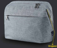 Сумка на плечо Xiaomi 90 Points Basic Urban Messenger Bag Gray