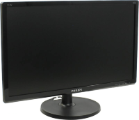"Монитор Philips 20.7"" 216V6LSB2 Black"