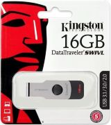 USB Flash Drive 16Gb Kingston DataTraveler SWIVL/16GB USB3.1 Gen 1 / USB3.0