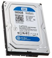 Винчестер 500Gb Western Digital WD5000AZLX витрина