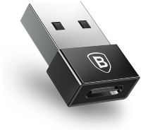 Переходник Type C to USB BASEUS