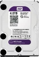 Жесткий диск для систем видеонаблюдения Western Digital WD Purple 4 TB (WD40PURX)