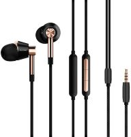 Наушники 1MORE E1001 Triple Driver In-Ear Headphones  Color: Gold-Black