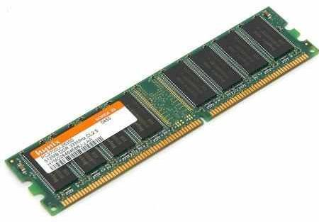 Модуль памяти DIMM DDR 512Mb PC3200 (Hynix) Original